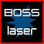 boss laser!