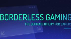 borderless gaming steam achievements