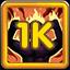 Kill 1K Enemies
