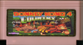 ~unlicensed~ donkey kong country 4 retro achievements