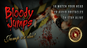 bloody jumps google play achievements
