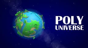 poly universe steam achievements