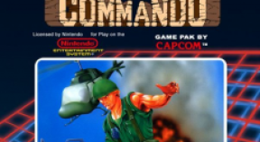 commando retro achievements