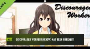discouraged workers demo steam achievements