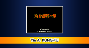 arcade archives yie ar kung fu ps4 trophies