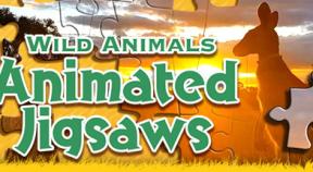 wild animals animated jigsaws steam achievements