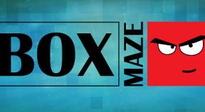 box maze steam achievements