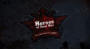 """heroes of card war"" steam achievements"