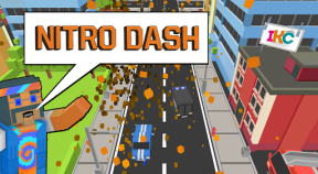 nitro dash google play achievements