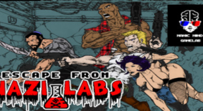 escape from nazi labs steam achievements