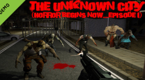 the unknown city (horror begins now.....episode 1) demo steam achievements
