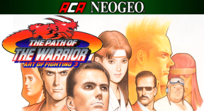 aca neogeo art of fighting 3 windows 10 achievements