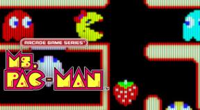 arcade game series  ms. pac man steam achievements
