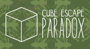 cube escape  paradox steam achievements