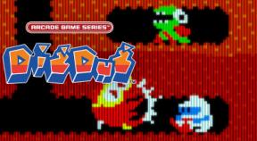 arcade game series  dig dug steam achievements