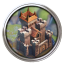 My Home Is My Castle (Silver)