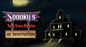 spooky's jump scare mansion  hd renovation ps4 trophies