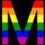 M Rainbow