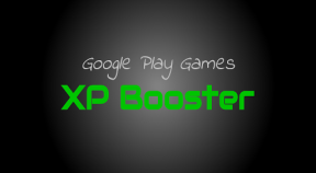 play games xp booster google play achievements
