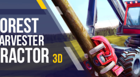 forest harvester tractor 3d steam achievements