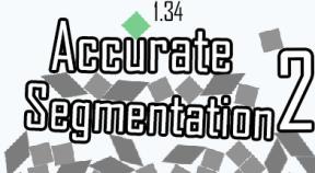 accurate segmentation 2 steam achievements