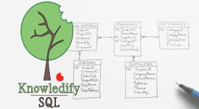 knowledify  practice sql google play achievements