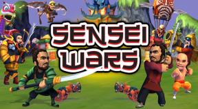 sensei wars google play achievements