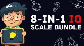 8 in 1 iq scale bundle steam achievements