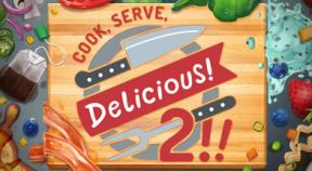 cook serve delicious! 2!! steam achievements