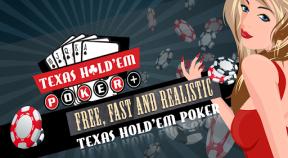 texas hold'em poker + google play achievements