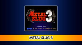 aca neogeo metal slug 3 windows 10 achievements