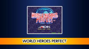 aca neogeo world heroes perfect ps4 trophies
