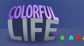 colorful life steam achievements