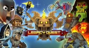 legacy quest google play achievements