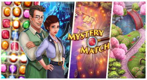mystery match google play achievements