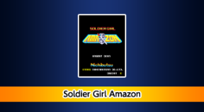 arcade archives soldier girl amazon ps4 trophies