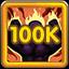 Kill 100K Enemies