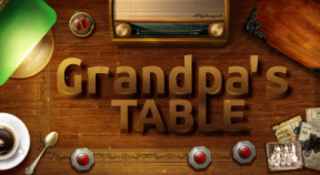 grandpa's table steam achievements