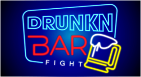 drunkn bar fight ps4 trophies