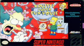 krusty's super fun house retro achievements