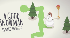 a good snowman is hard to build steam achievements