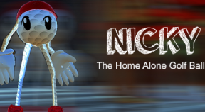 nicky the home alone golf ball steam achievements