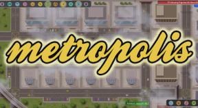 metropolis steam achievements