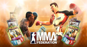 mma federation google play achievements