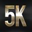 5000 Kills
