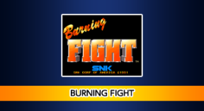 aca neogeo burning fight ps4 trophies