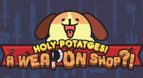 holy potatoes! a weapon shop! steam achievements