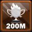 World Record in 200m Dash