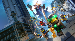 the lego ninjago movie video game ps4 trophies