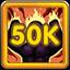 Kill 50K Enemies
